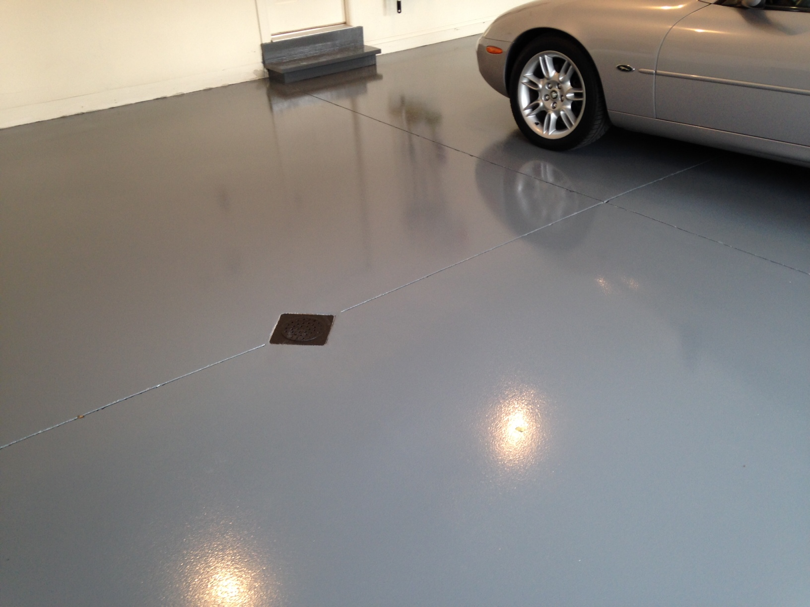 Epoxy Floor Coating Concrete Floor Sealer