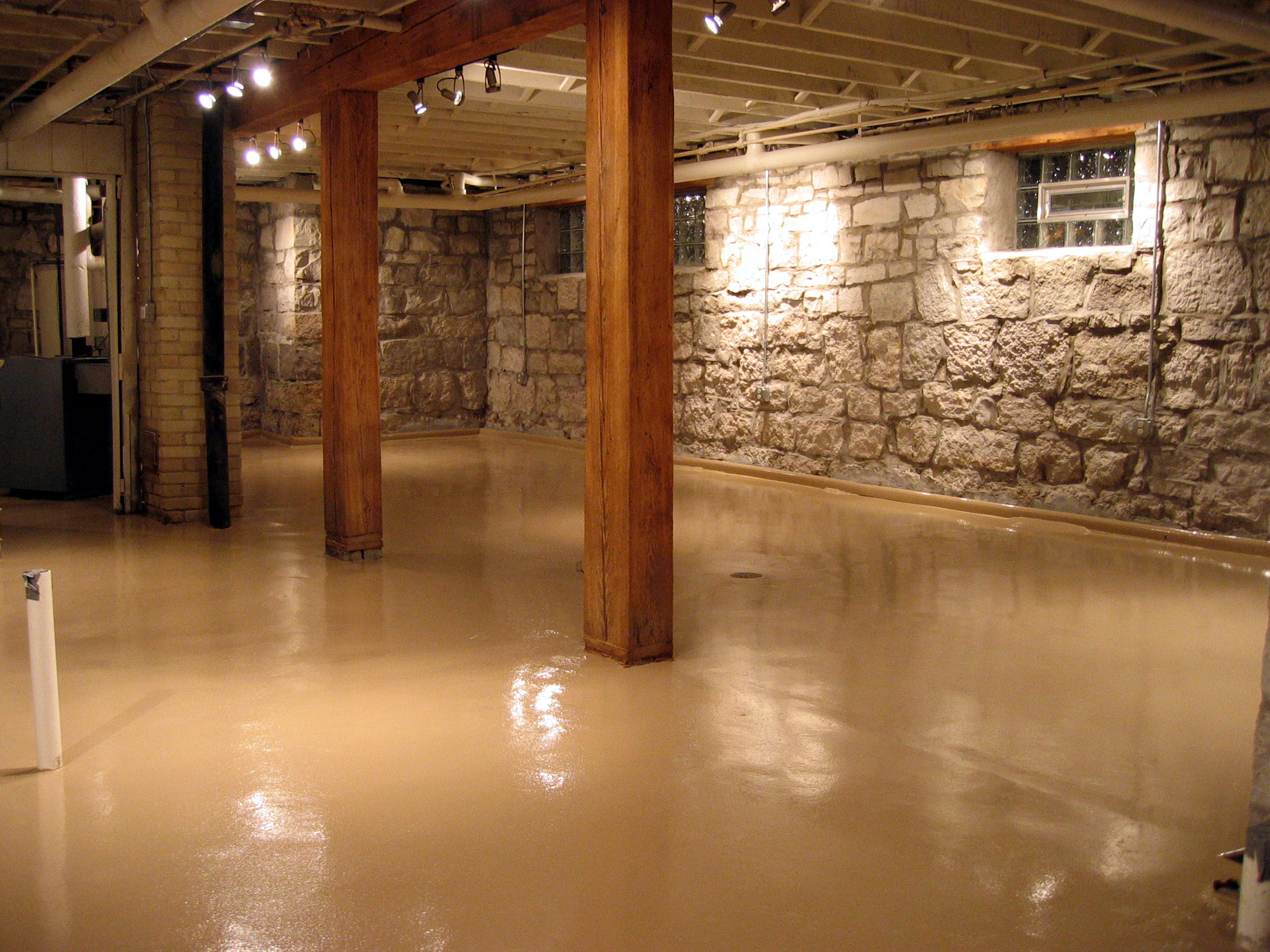 to decorative tony how floors floor concrete epoxy tampa garage paint your pinellas pasco