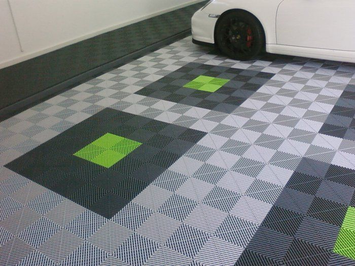 Garage Flooring Systems Tile Flooring