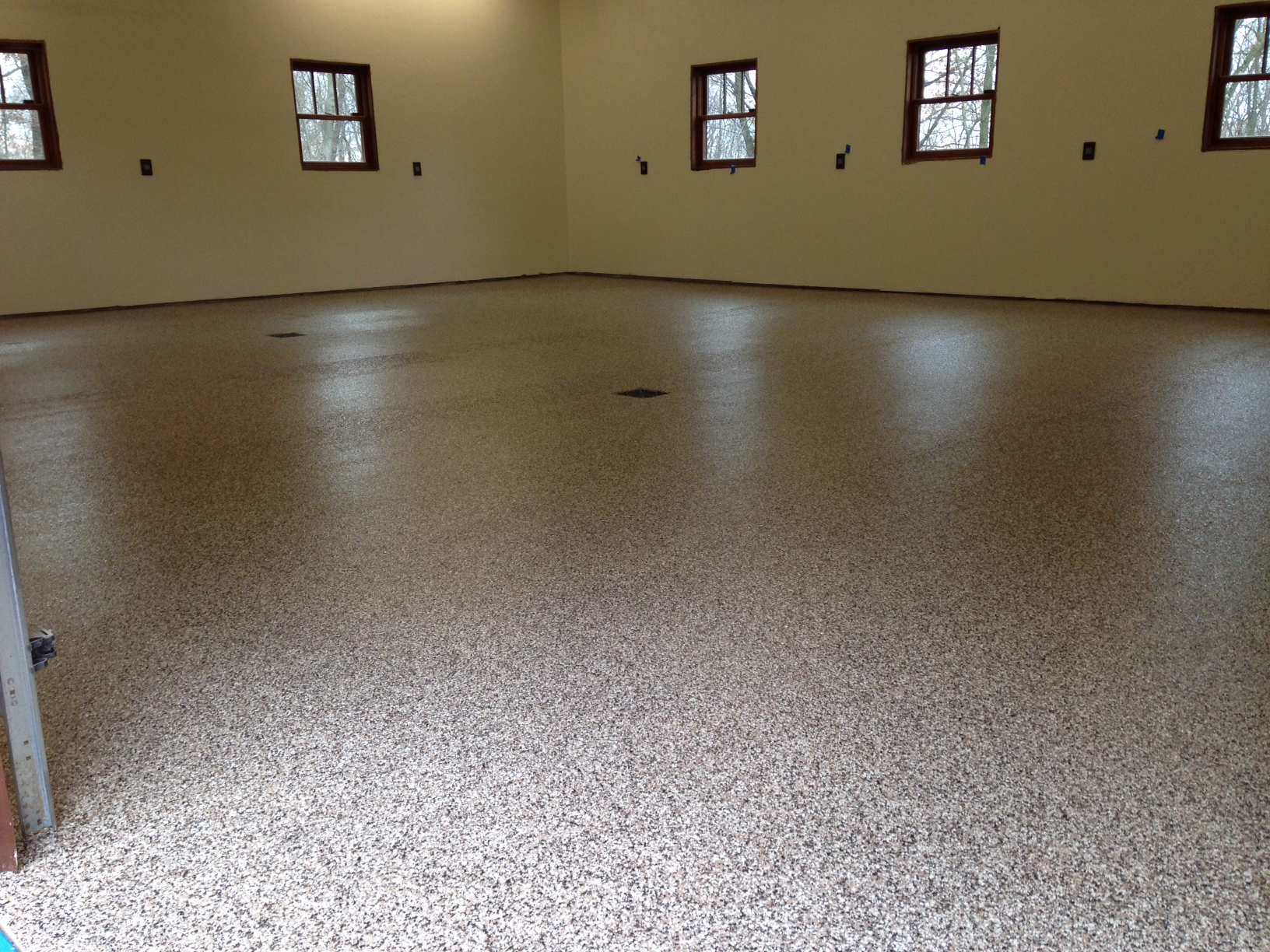 Garage Floor Coatings Epoxy