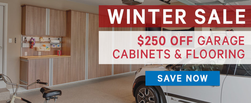 Save $250 on Cabinets and Flooring this Winter!